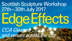 Scottish Sculpture Workshop: Edge Effects 3