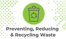 Creative Carbon Scotland's Guide to Preventing, Reducing and Recycling Waste