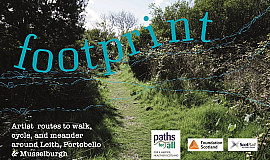 Case Study: Creative Engagement and Active Travel with Art Walk Projects' 'Footprint'