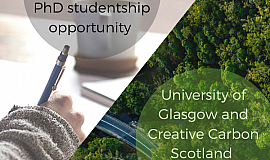 Opportunity: PhD studentship