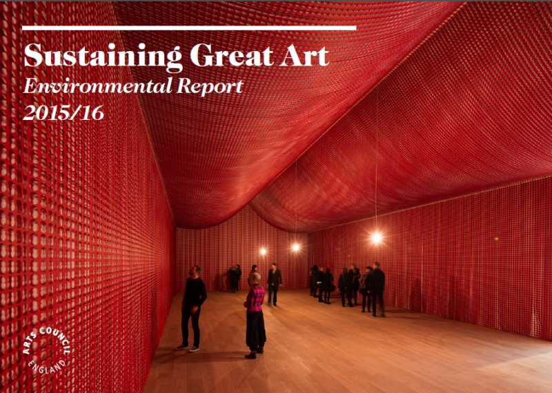 Sustaining Great Art: 2013-2014 Arts Council Report