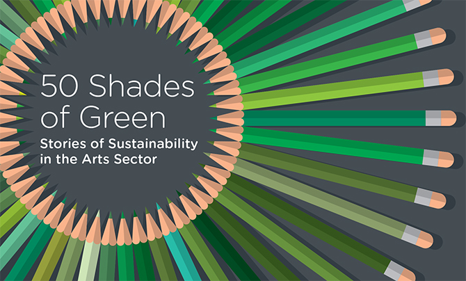 50 Shades of Green Conference Tickets Now Available!