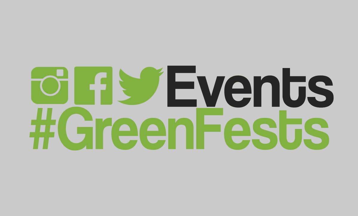 #GreenFests Events: Exhibitions