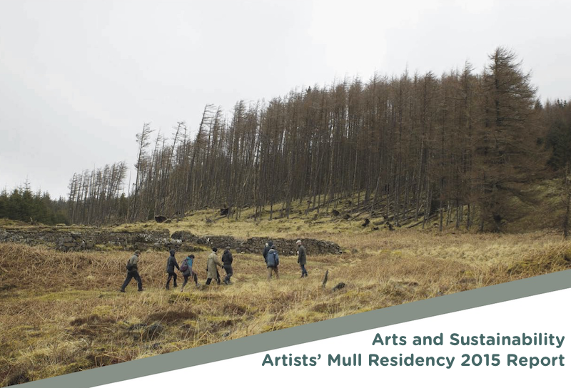 Arts & Sustainability 2015 Residency Report