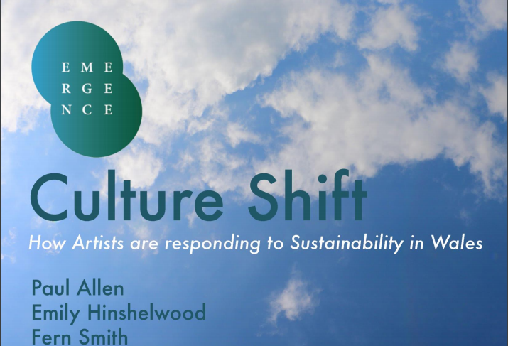 Culture Shift Report - How Artists are Responding to Sustainability in Wales 1