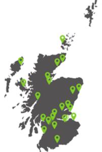 GAI Members Map