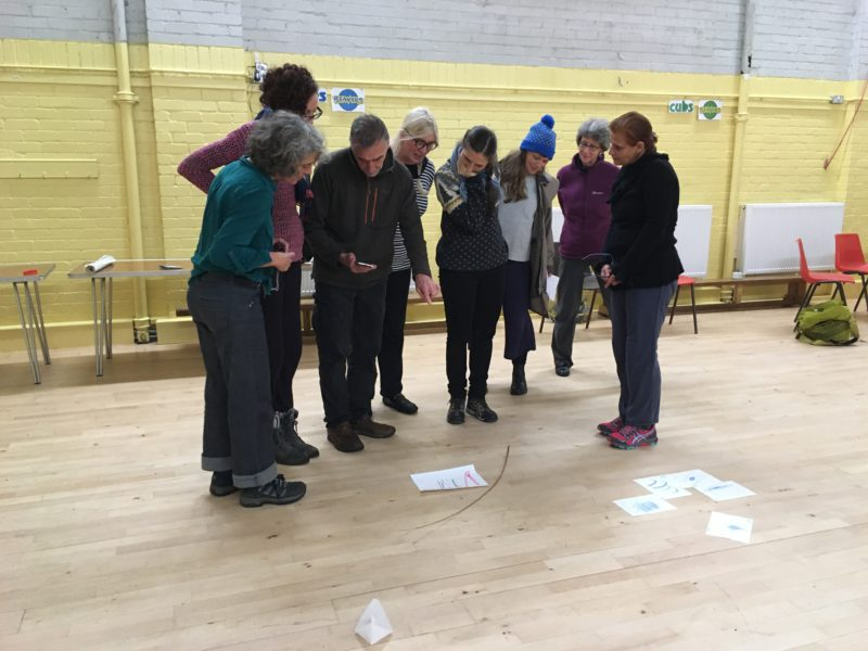 Extending Practice: Choreography & Sustainability Workshop Reflections