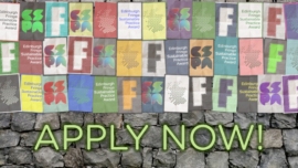 Applications Open for 2017 Edinburgh Fringe Sustainable Practice Award!