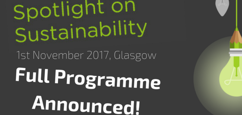 The Green Arts Conference: Spotlight on Sustainability