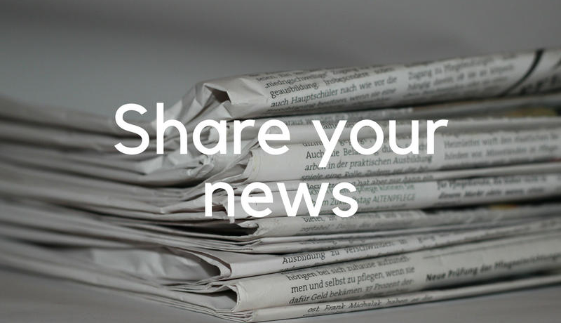 Submit to news, blog or an opportunity
