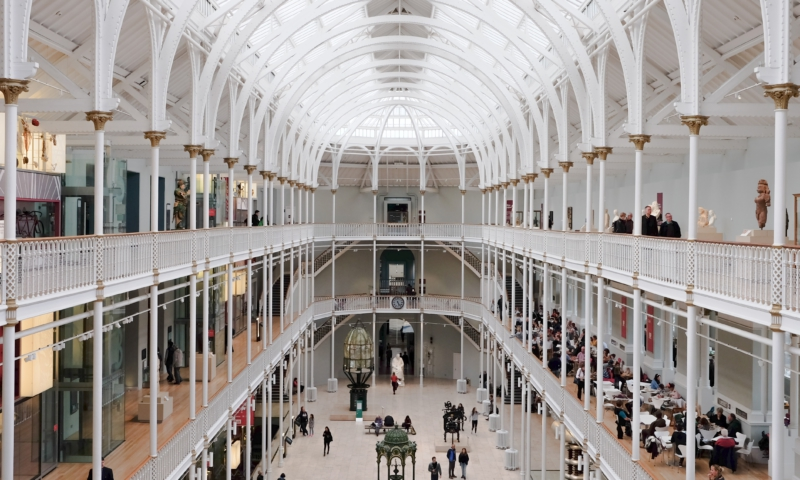 Sustainability in Scottish Museums