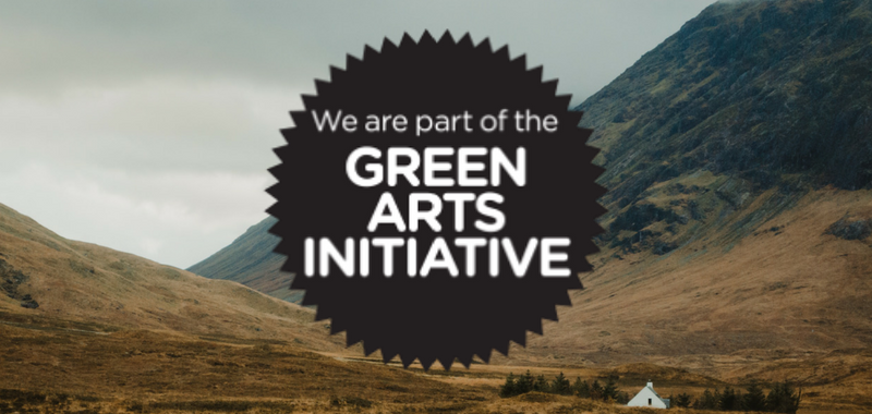 #GreenArts Day: Wednesday 14th March