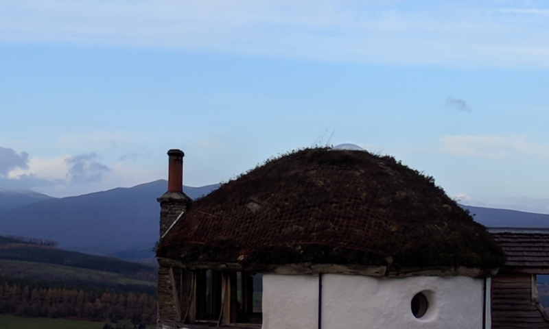 Case Study: The Straw Bale Studio at Moniack Mhor 4