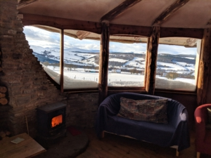 Case Study: The Straw Bale Studio at Moniack Mhor 5