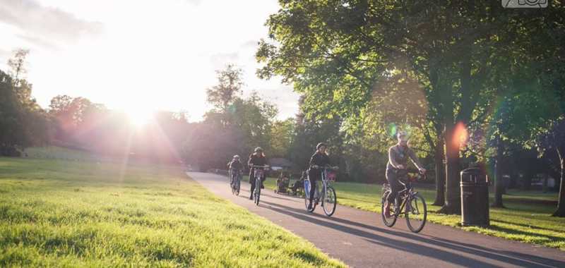 New project announcement: Velocommunities 1000th Climate Challenge Fund project 2