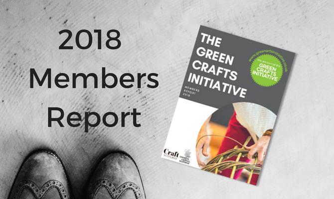 The Green Crafts Initiative 2018 Annual Report