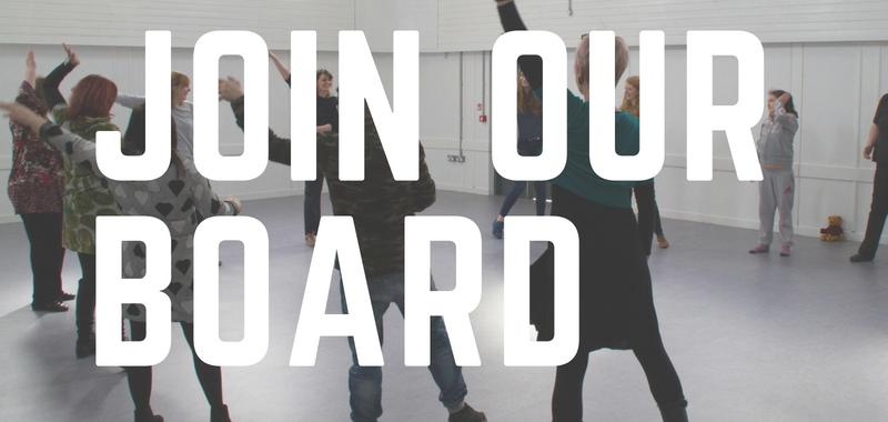 We're seeking two new board members!