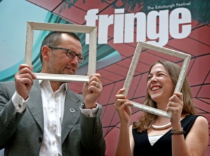 News: Fringe Swap Shop praised by Zero Waste Scotland 1