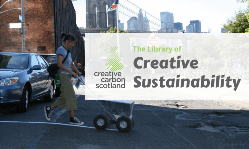 Introducing the Library of Creative Sustainability
