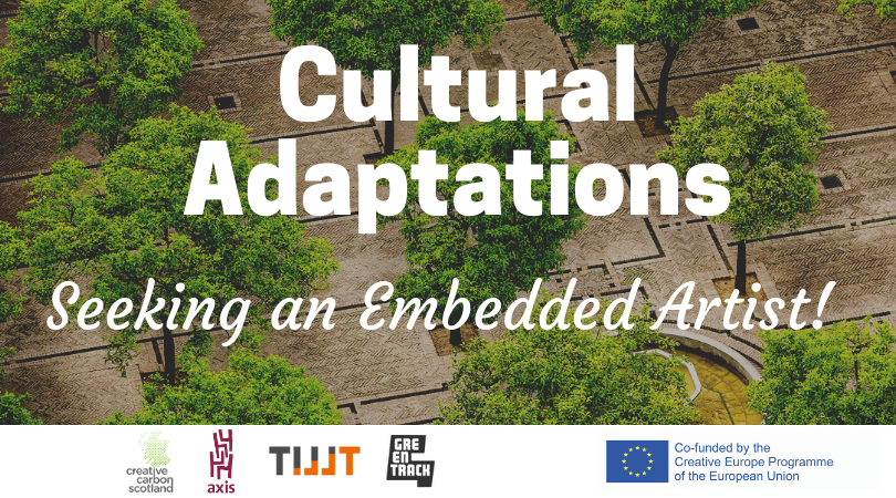 Opportunity: Cultural Adaptations seeks Embedded Artist