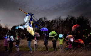 Green Tease: Connecting Arts and Active Travel for a Sustainable Scotland