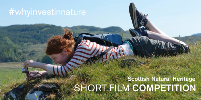 Opportunity: Short film competition – why invest in nature?