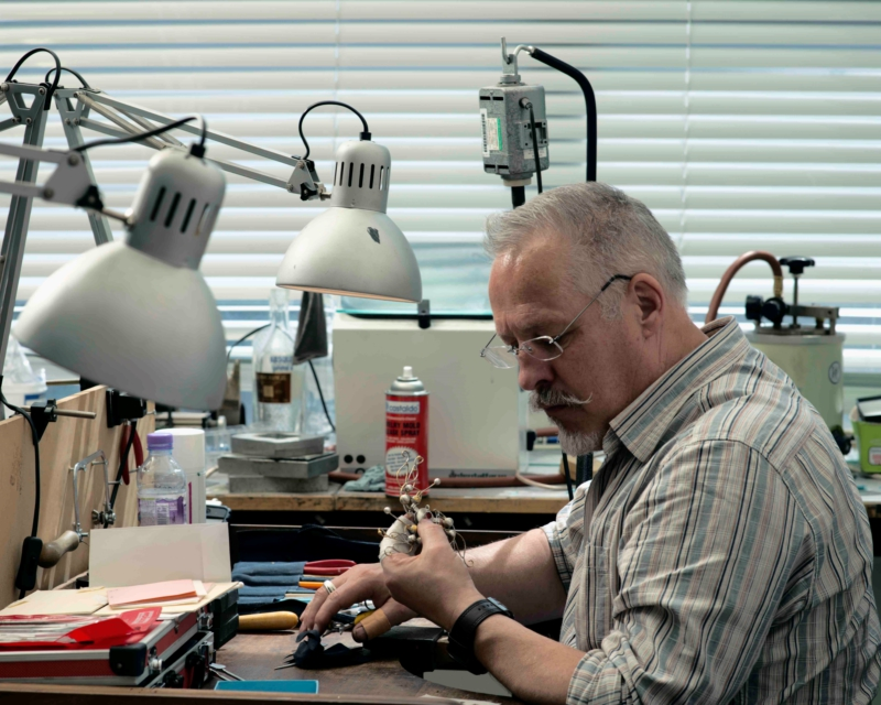 Case Study: Ethical Making at The City of Glasgow College Jewellery Department 2