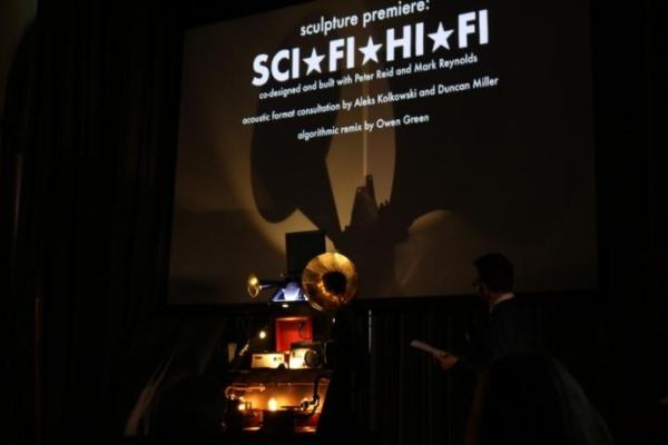 Introducing the SCI*FI*HI*FI