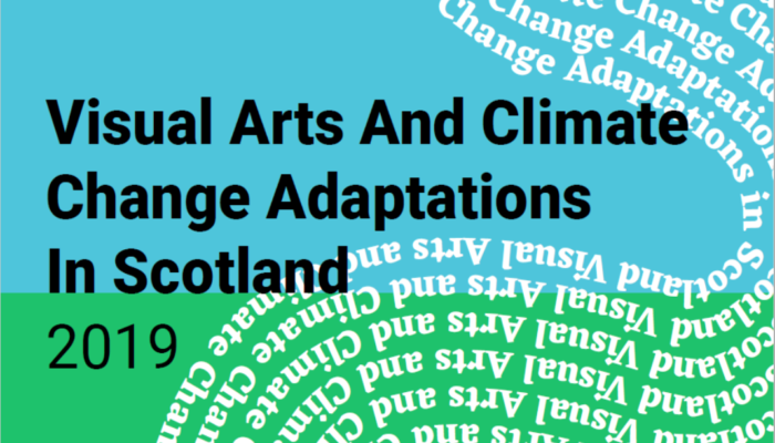 Green Tease: Adapting the Visual Arts to Climate Change 1