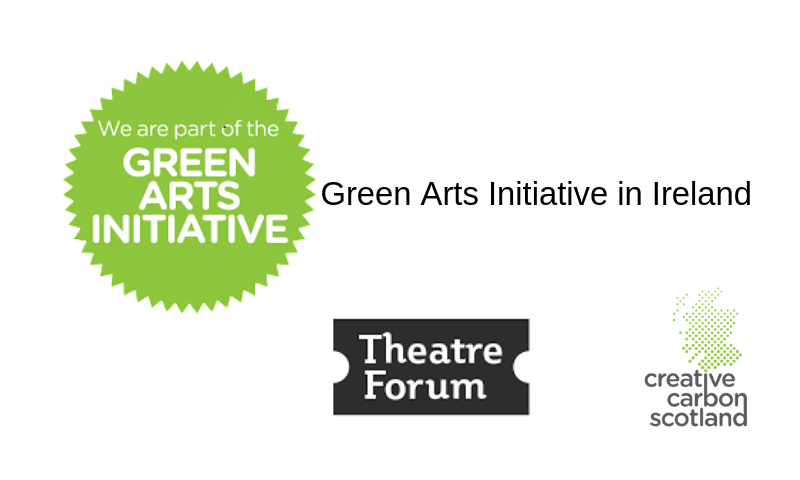 Irish Green Arts Initiative launched