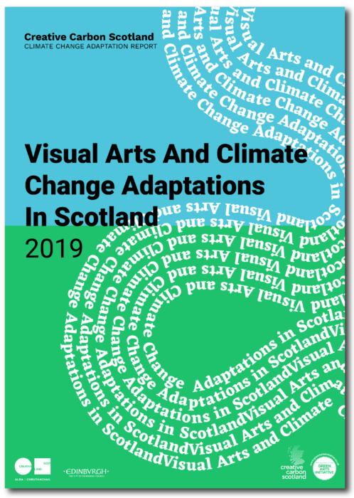 Visual Arts and Climate Adaptations in Scotland 2019 - Report