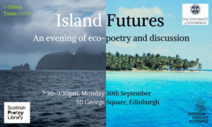 Island Futures: An Evening of Eco-Poetry and Discussion 1