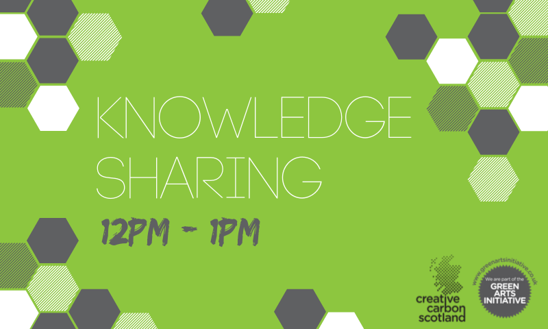 12noon - 1pm Knowledge Sharing Sessions - image