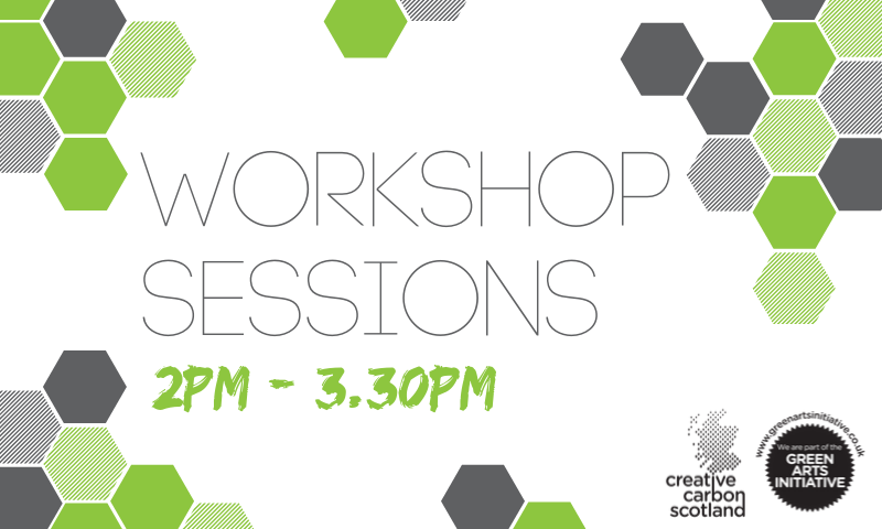 2pm - 3.30pm Workshop Sessions - image