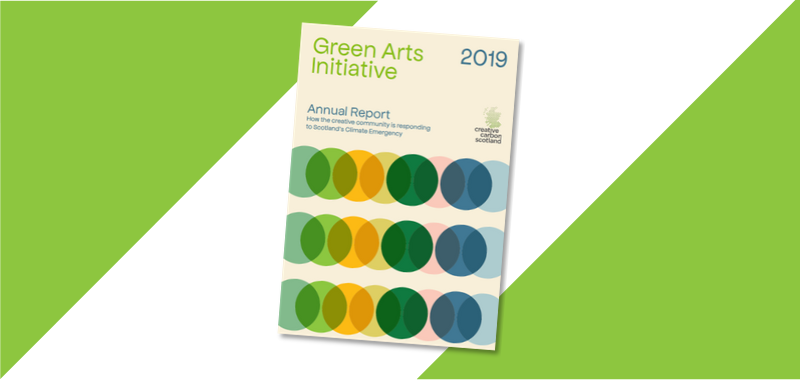 Green Arts Initiative Annual Report 2019