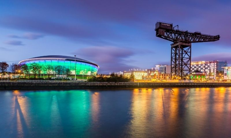 Creative Carbon Scotland's Guide to Making Plans for COP26