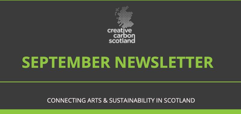 September 2020 newsletter masthead