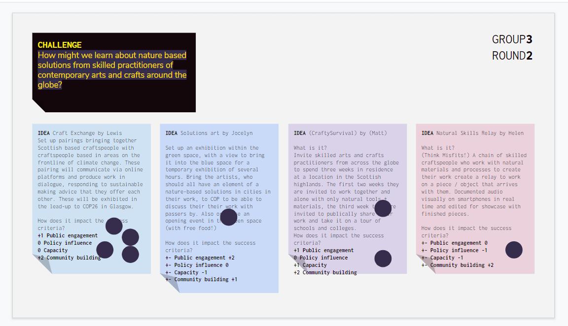 Example Gameplay Slide