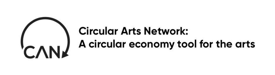 CAN Logo (arrow in the shape of a circle) and title