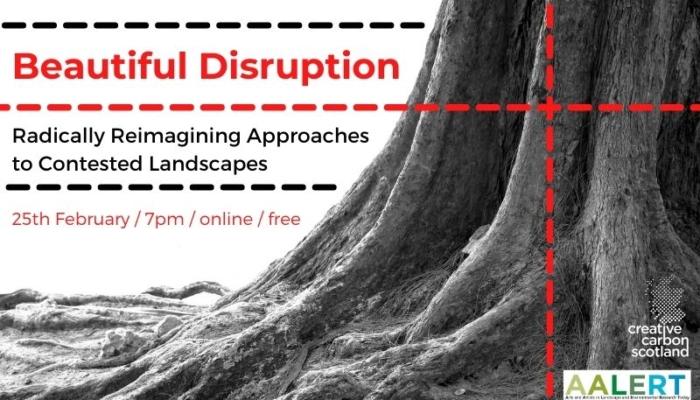Green Tease: Beautiful Disruption