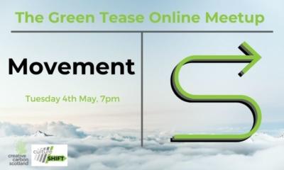 Green Tease Online Meetup: Movement